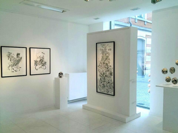 Art 22 Gallery Brussels Vue 238 600 450 100 C